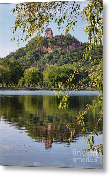 Metal Print featuring the photograph Sugarloaf In Spring by Kari Yearous