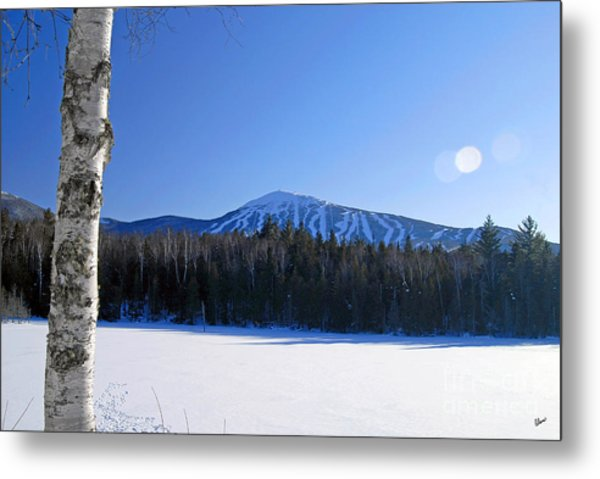 Sugarloaf Usa Metal Print