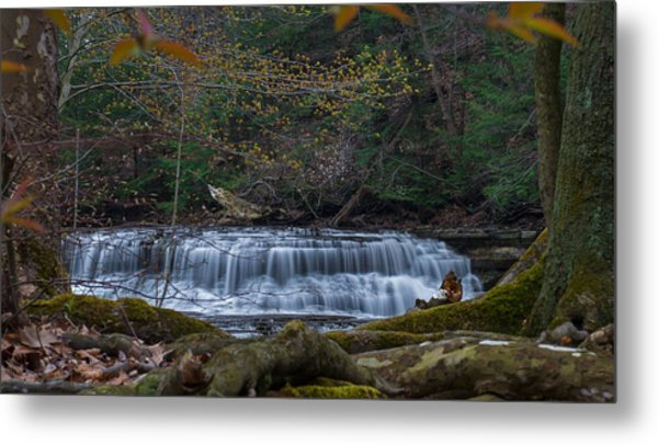 Sulfur Springs Metal Print