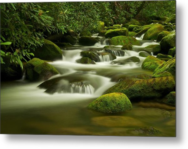 Summer Along The Roaring Fork Metal Print by Keith Nicodemus