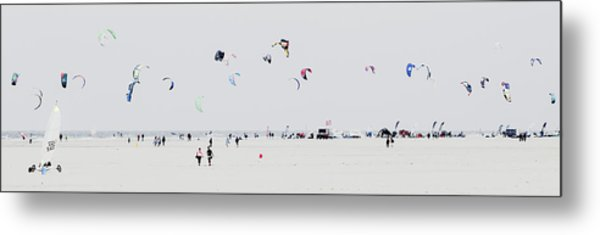 Summer Metal Print by Margit Lisa Roeder