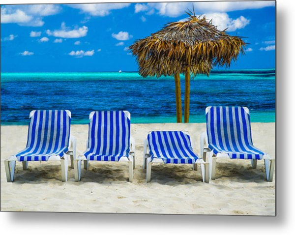 Metal Print featuring the photograph Summer by Paul Wear