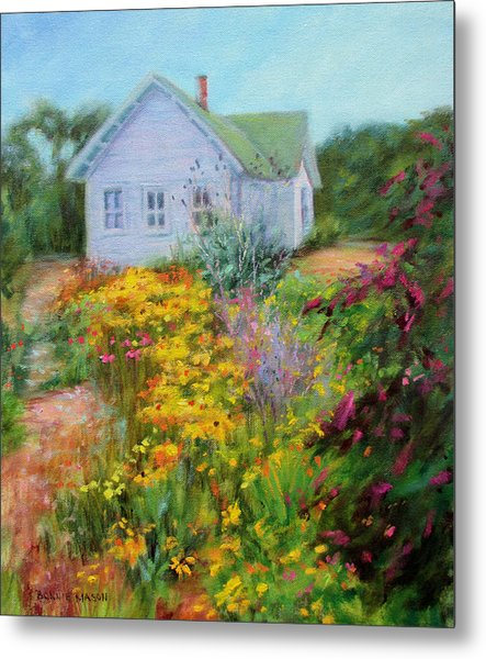 Summer Place- On The Outer Banks Metal Print