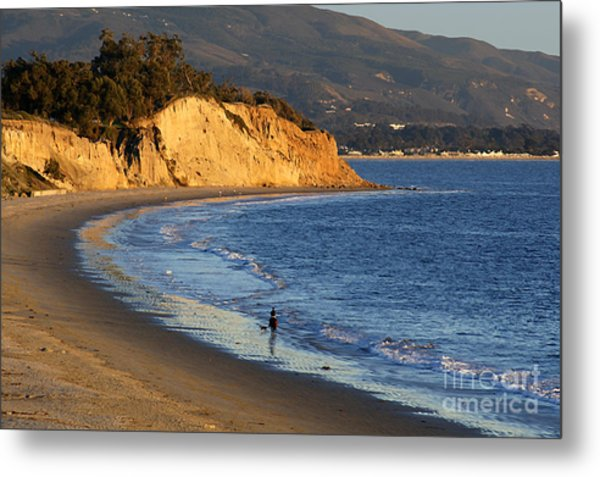 Summerland Metal Print