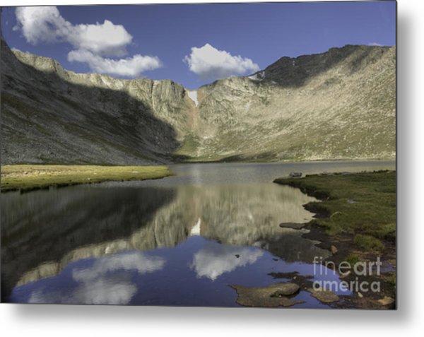 Summit Lake - 2 Metal Print