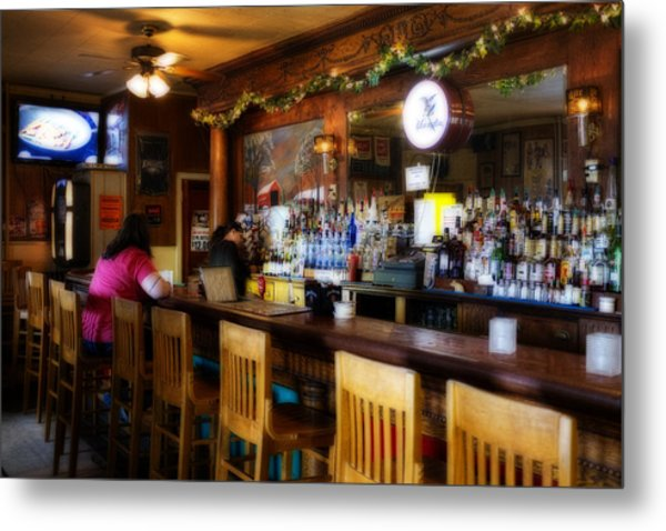 Sumneytown Bar Metal Print