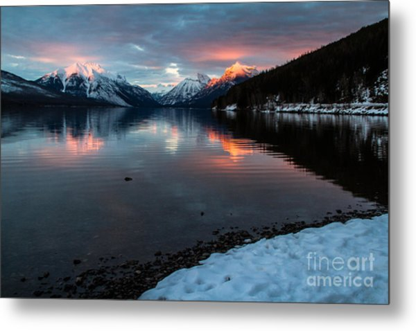 Metal Print featuring the photograph Sun Kissed 1 by Katie LaSalle-Lowery