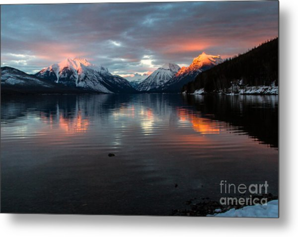 Metal Print featuring the photograph Sun Kissed 2 by Katie LaSalle-Lowery