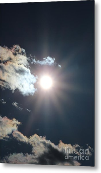 Sun Ray 2 Metal Print by Brenda Henley