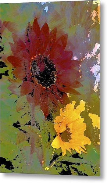Sunflower 33 Metal Print