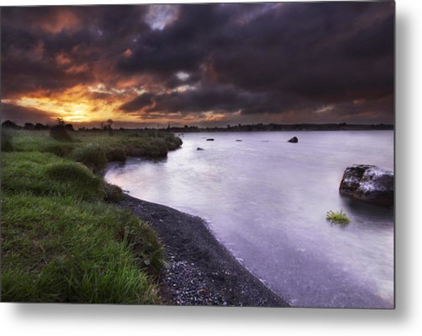 Sunrise  Metal Print by Allen Cheshire