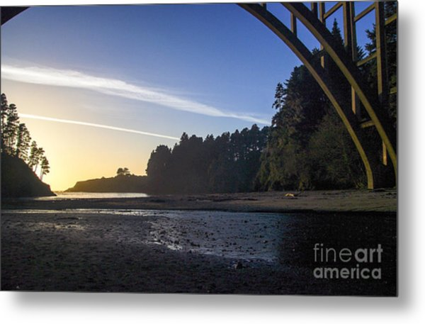 Sunset  2.2812 Metal Print by Stephen Parker