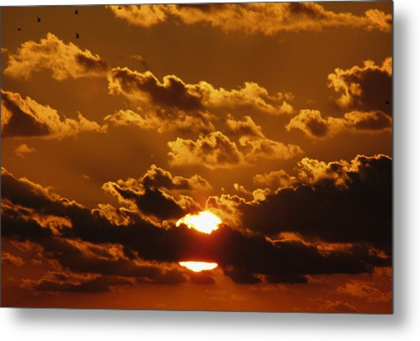 Sunset 5 Metal Print