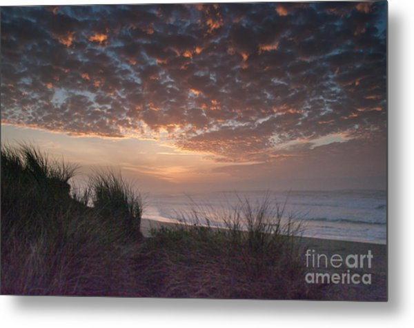 Sunset At Samoa  2.2856 Metal Print by Stephen Parker