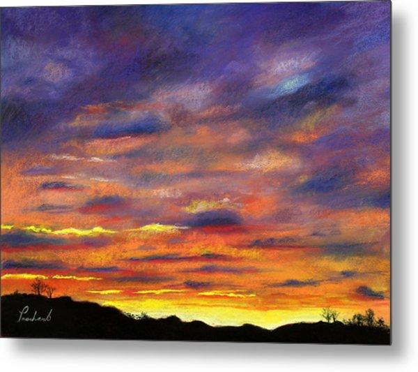 Sunset Metal Print by Prashant Shah