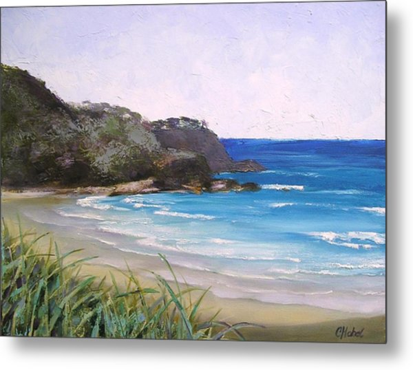 Sunshine Beach Qld Australia Metal Print