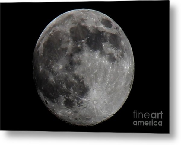 Super Moon 2014 Metal Print