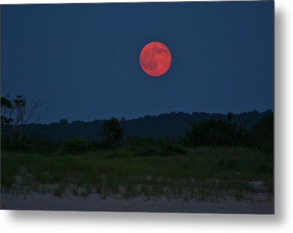 Super Moon July 2014 Metal Print