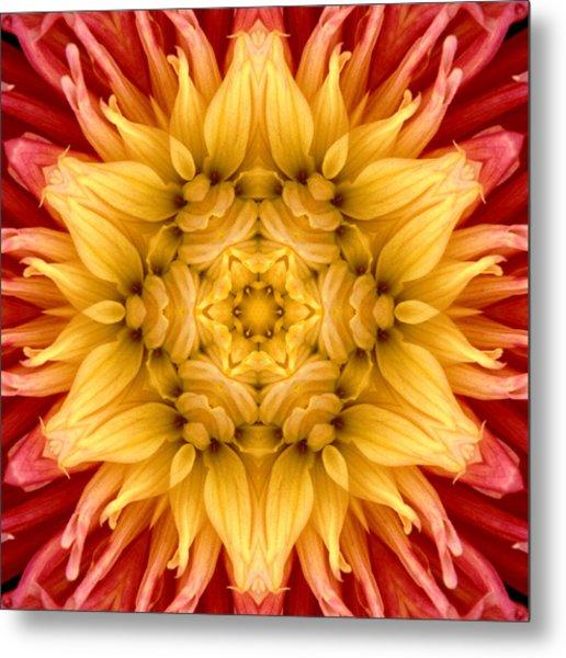 Surreal Flower No.4 Metal Print