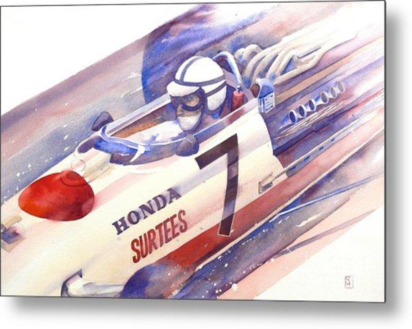 Surtees Metal Print