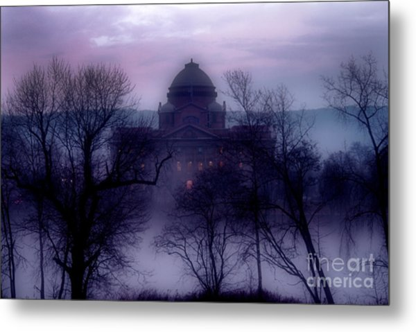 Susquehanna Commons... Metal Print