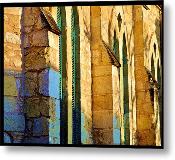 Sw School San Antonio Metal Print