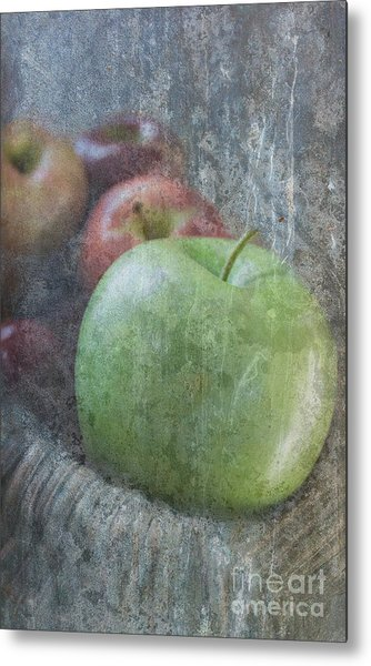Sweet Apples Metal Print