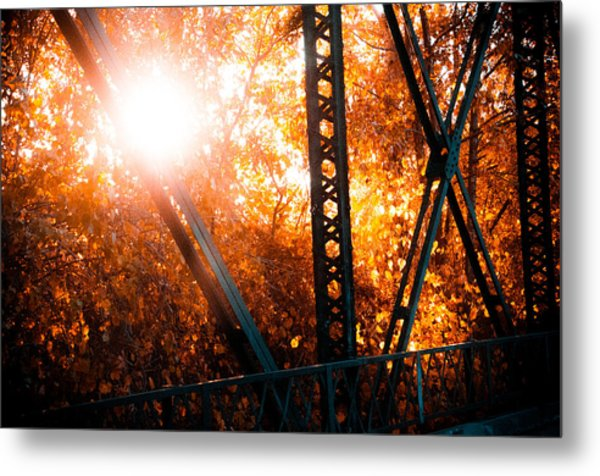 Sweet Water Creek Metal Print