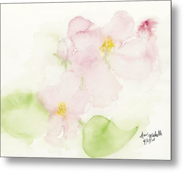 Sweetest Blossoms Of Spring Metal Print