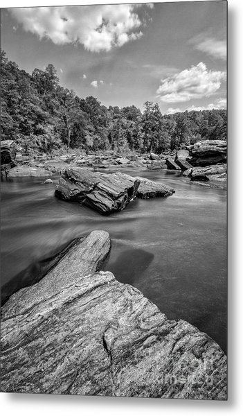 Sweetwater Creek II Metal Print