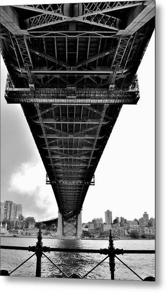 Sydney Bridge 2 - Sydney - Australia Metal Print