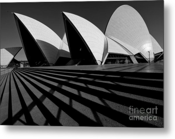 Sydney Opera House 02 Metal Print