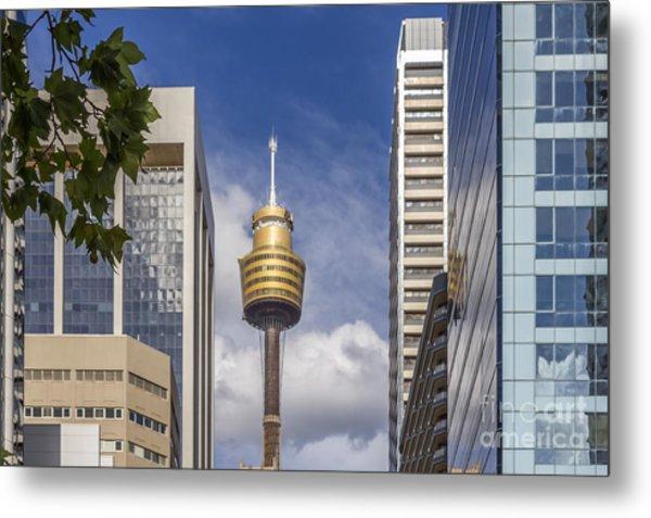 Sydney Tower Metal Print