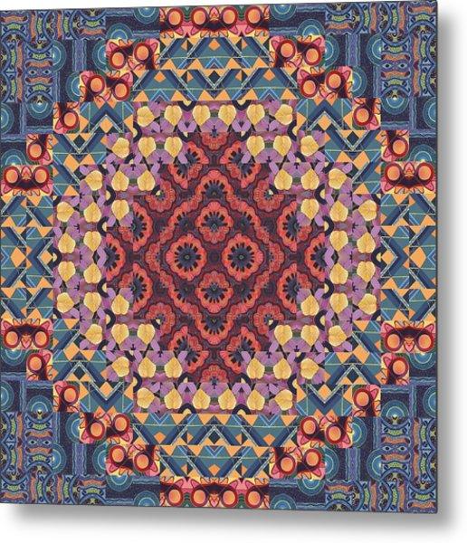 T J O D 5-5 Original Arrangement 1 Metal Print