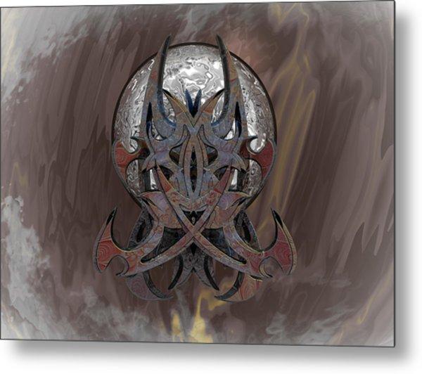 T Tat B 9/ Craftsman Metal Print