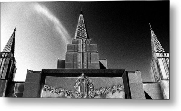 Tabernacle Dream 2 Metal Print
