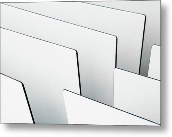Tablets Metal Print