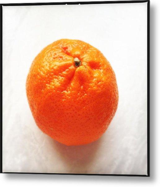 Tangerine Metal Print