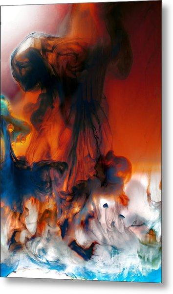 Tartaros Metal Print by Petros Yiannakas