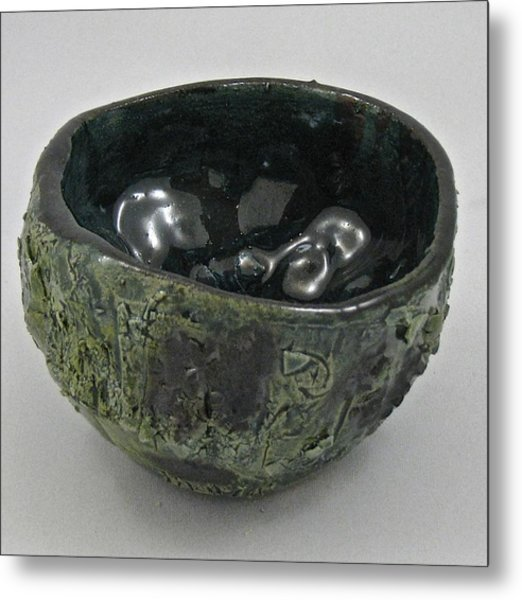 Tea Bowl #5 Metal Print