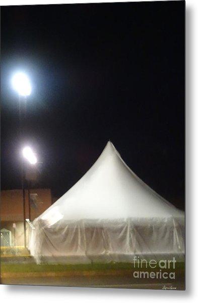 Tent Metal Print