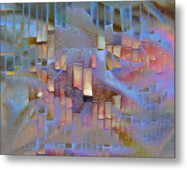 Tenuous Connections Metal Print by Barbara  White