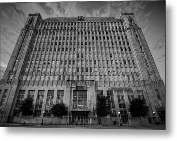Texas And Pacific Lofts Metal Print