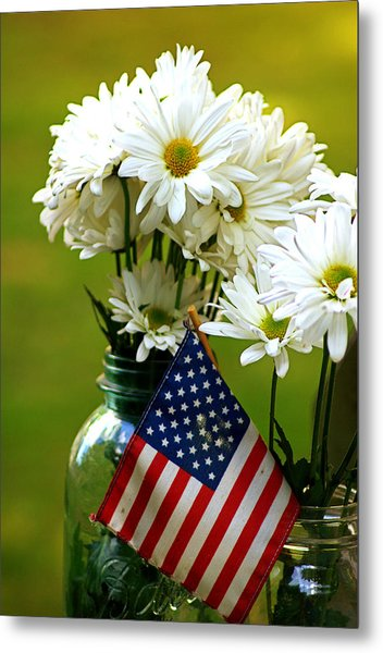 The 4th Of July Metal Print