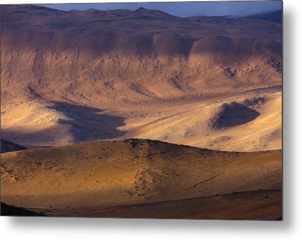 The Atacama Desert Metal Print
