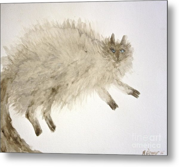 The Baby Metal Print by Michelle Dommer