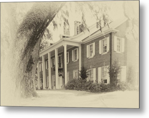 The Baruch House Metal Print