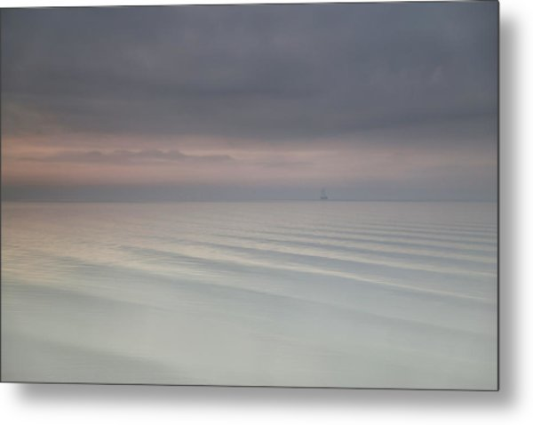 The Beauty Of The Wadden Sea Metal Print