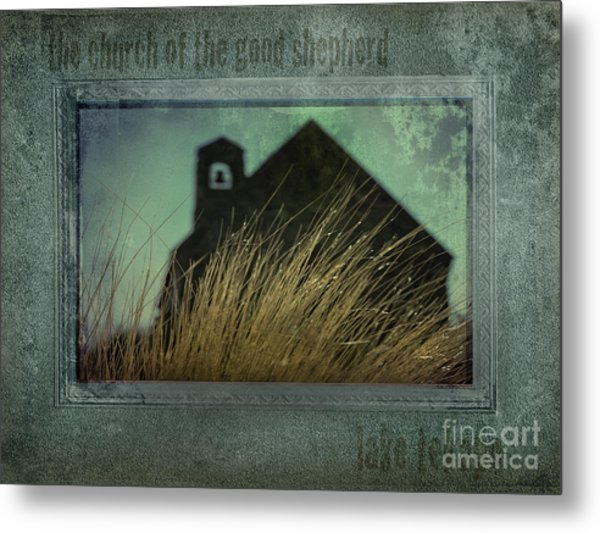 The Bell Metal Print
