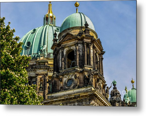 The Berlin Dome Metal Print